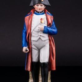 Статуэтка из фарфора Император Наполеон, Германия,, сер. 20 в.