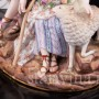 Фарфоровая композиция Пастушки с овечкой, Meissen, Германия, сер. 19 - нач. 20 вв.